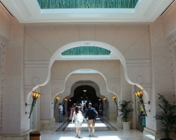corridor Atlantis resort