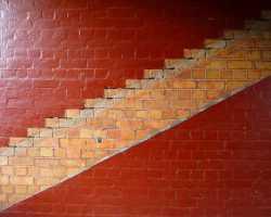 Stairway...