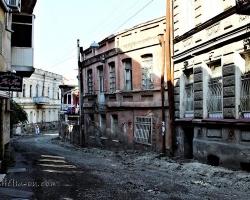 Street under repair